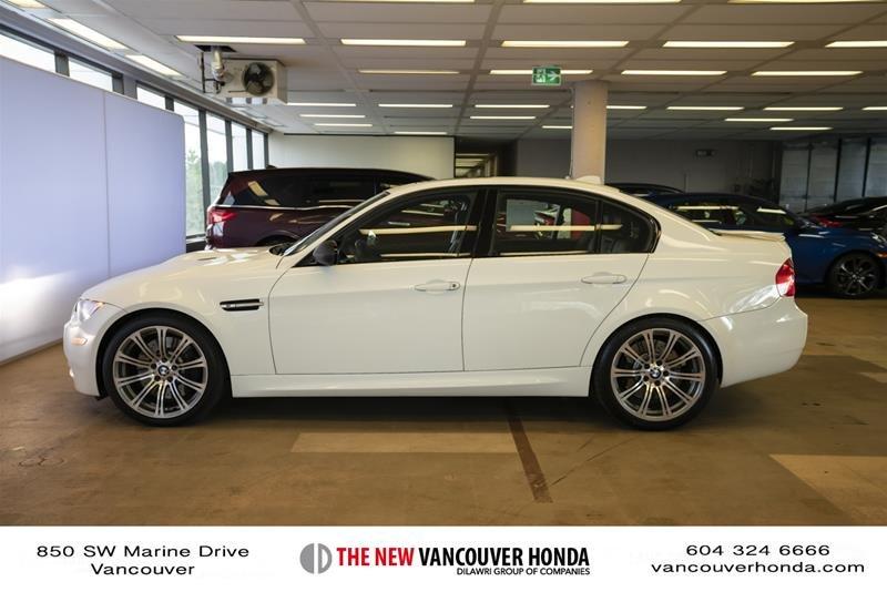 2011 BMW M3 Sedan in Vancouver, British Columbia - 8 - w1024h768px