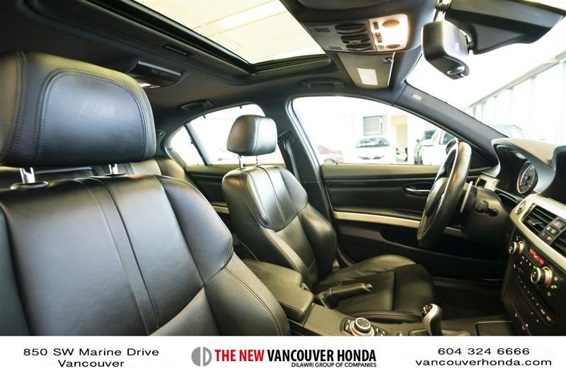 2011 BMW M3 Sedan in Vancouver, British Columbia - 15 - w1024h768px