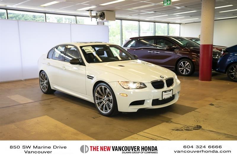 2011 BMW M3 Sedan in Vancouver, British Columbia - 3 - w1024h768px