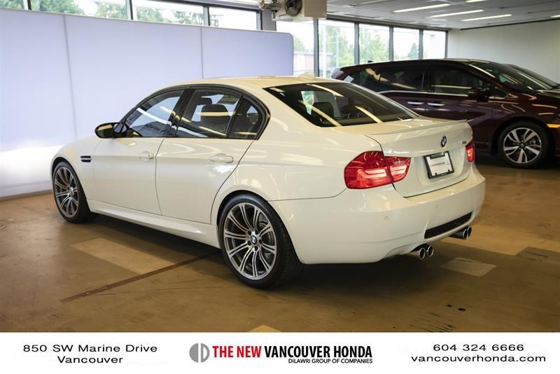 2011 BMW M3 Sedan in Vancouver, British Columbia - 7 - w1024h768px