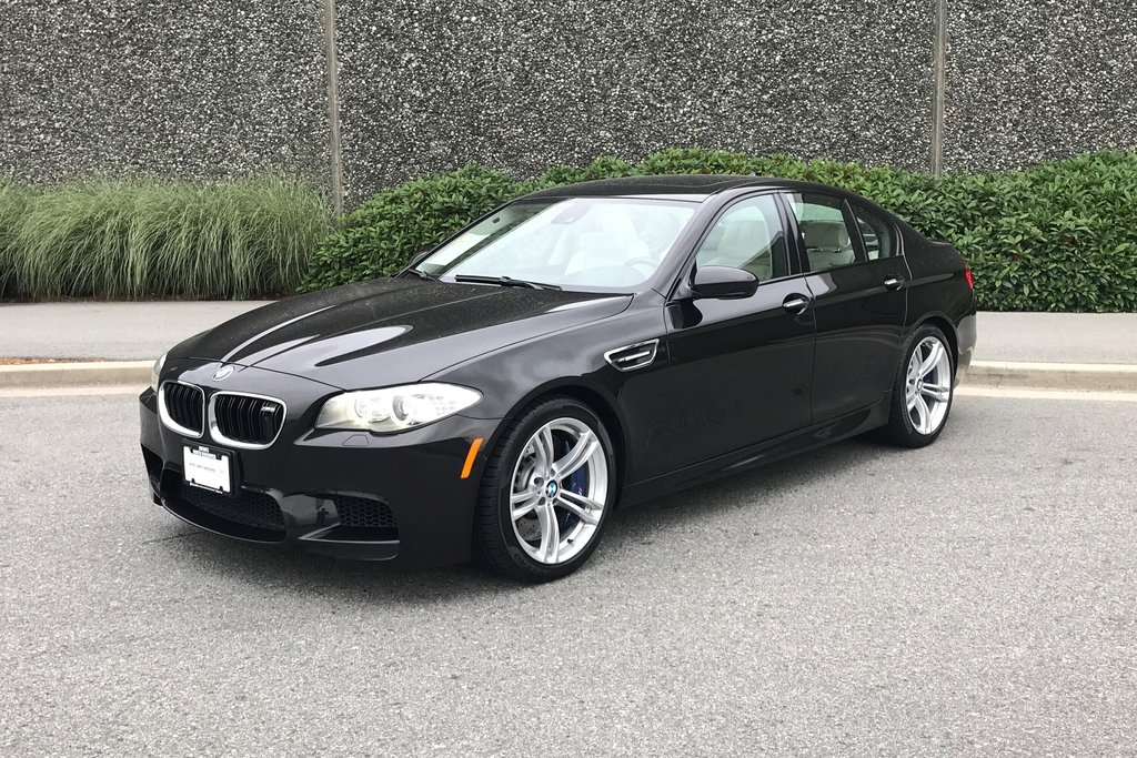 2012 BMW M5 in North Vancouver, British Columbia - 12 - w1024h768px