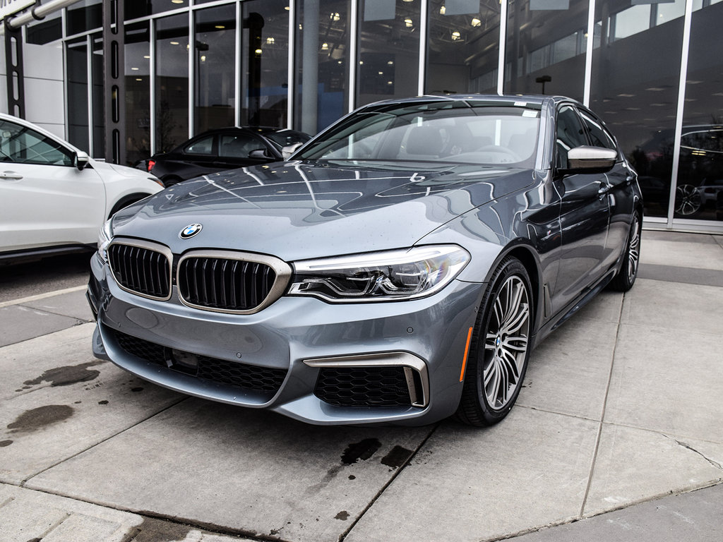 Calgary BMW | 2019 BMW 5 Series M550i xDrive | #N23130