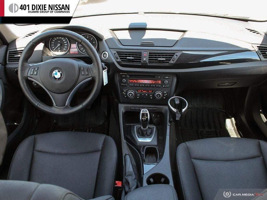 2012 BMW X1 XDrive28i in Mississauga, Ontario - 24 - w1024h768px