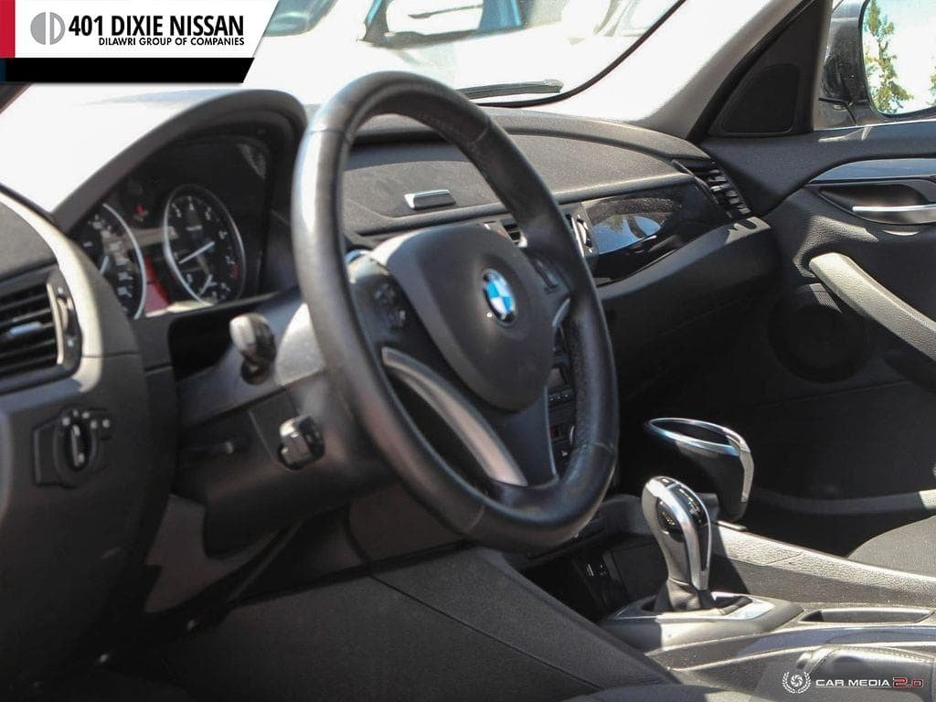 2012 BMW X1 XDrive28i in Mississauga, Ontario - 12 - w1024h768px