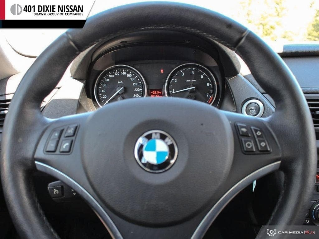 2012 BMW X1 XDrive28i in Mississauga, Ontario - 13 - w1024h768px