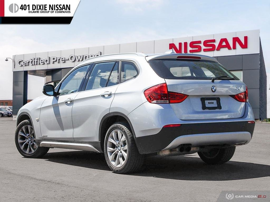 2012 BMW X1 XDrive28i in Mississauga, Ontario - 4 - w1024h768px