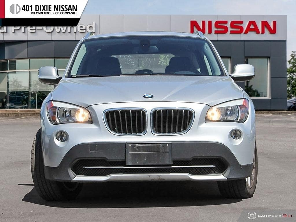2012 BMW X1 XDrive28i in Mississauga, Ontario - 2 - w1024h768px