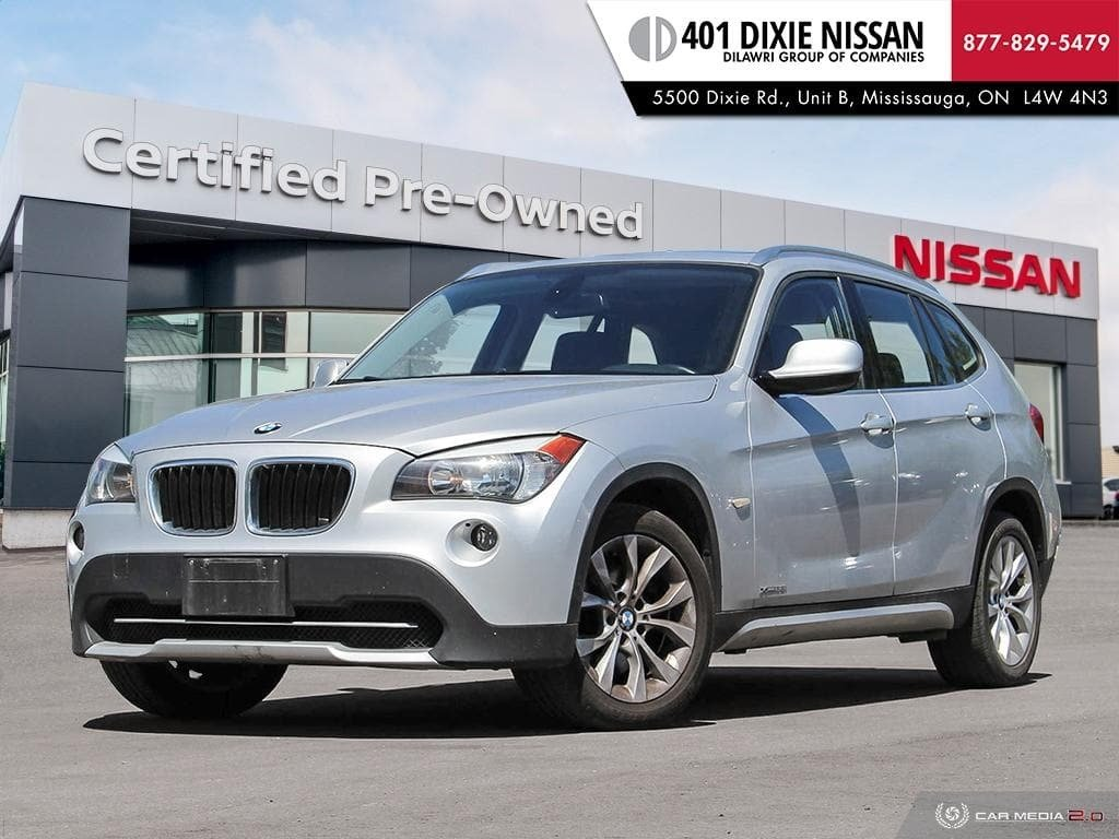 2012 BMW X1 XDrive28i in Mississauga, Ontario - 1 - w1024h768px