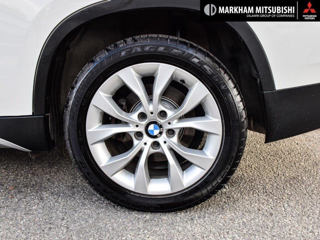 2012 BMW X1 XDrive28i in Markham, Ontario - 8 - w1024h768px