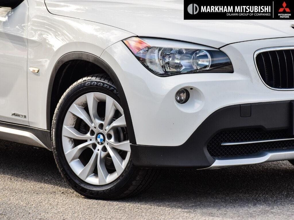 2012 BMW X1 XDrive28i in Markham, Ontario - 7 - w1024h768px