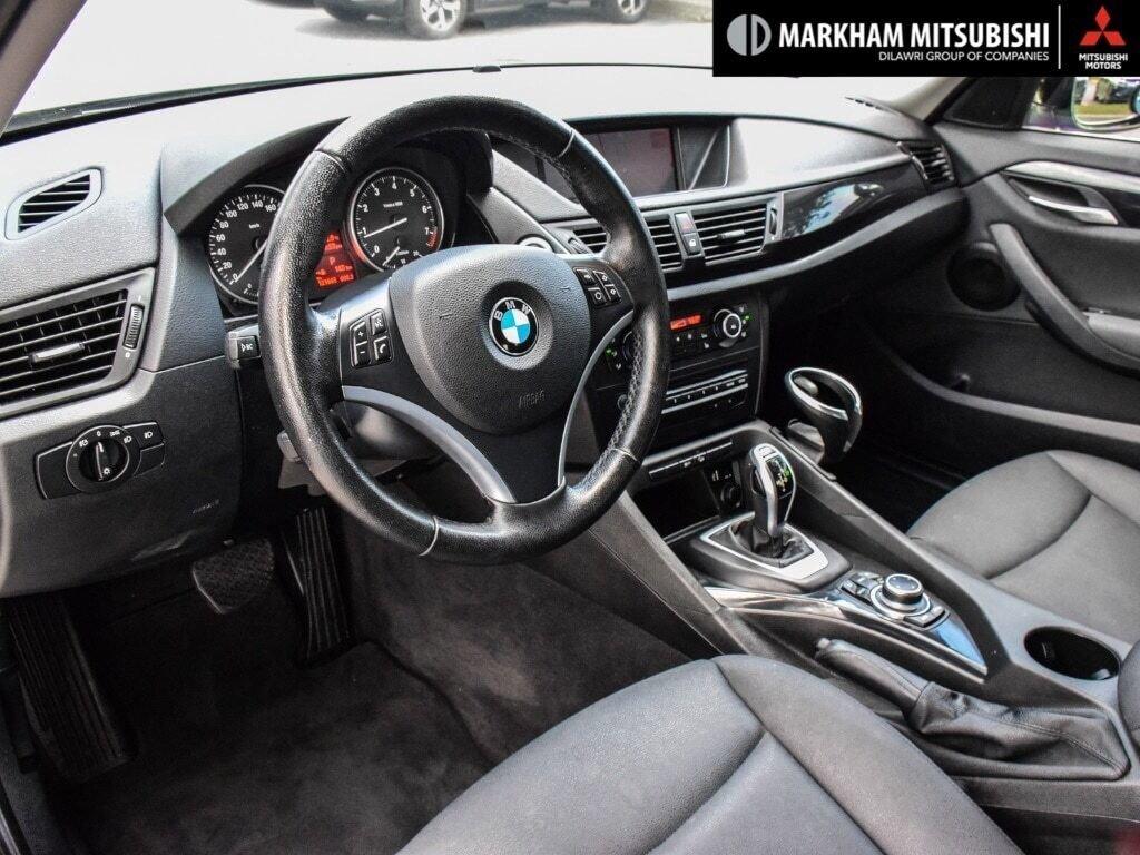2012 BMW X1 XDrive28i in Markham, Ontario - 10 - w1024h768px