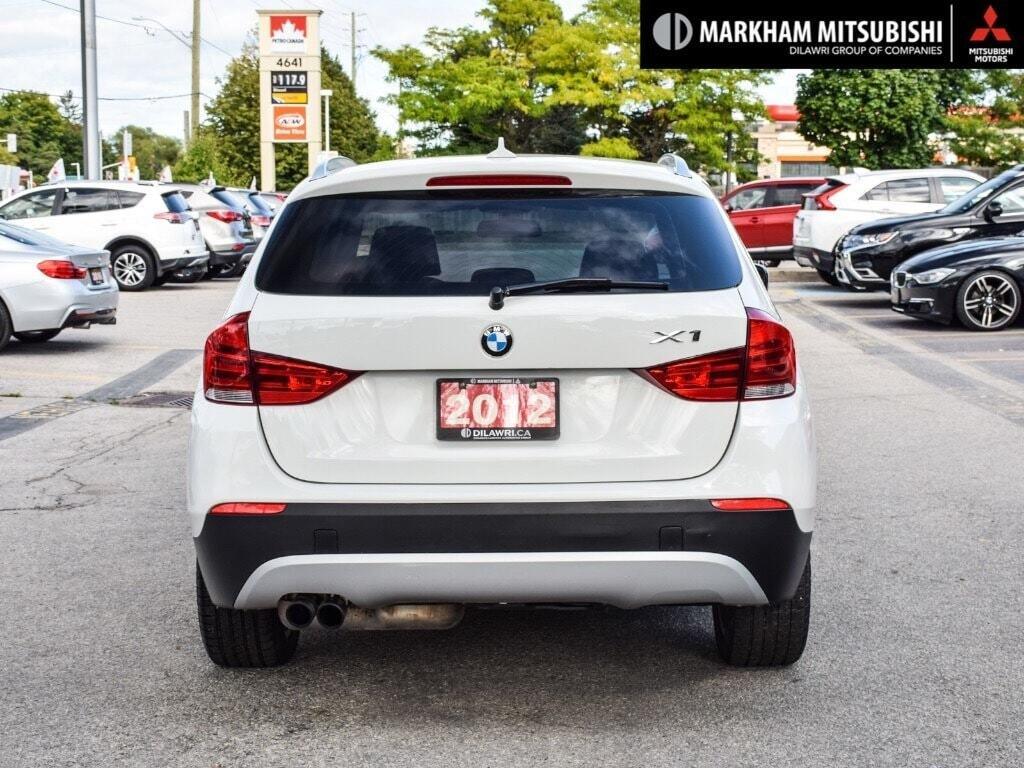 2012 BMW X1 XDrive28i in Markham, Ontario - 5 - w1024h768px