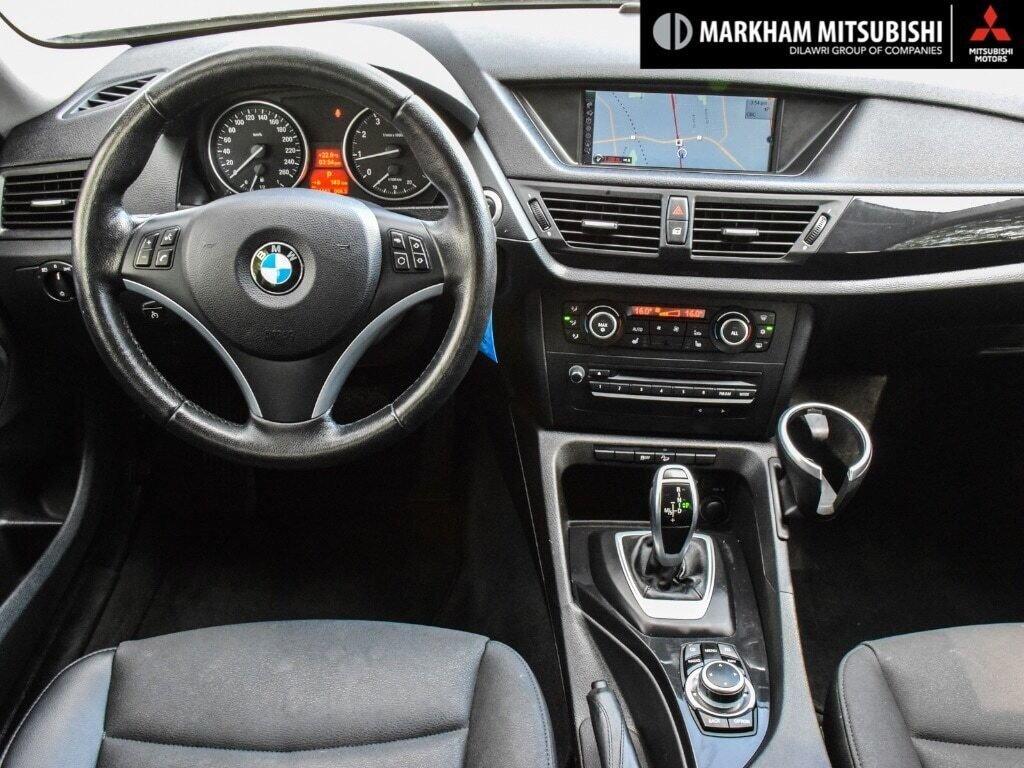 2012 BMW X1 XDrive28i in Markham, Ontario - 12 - w1024h768px