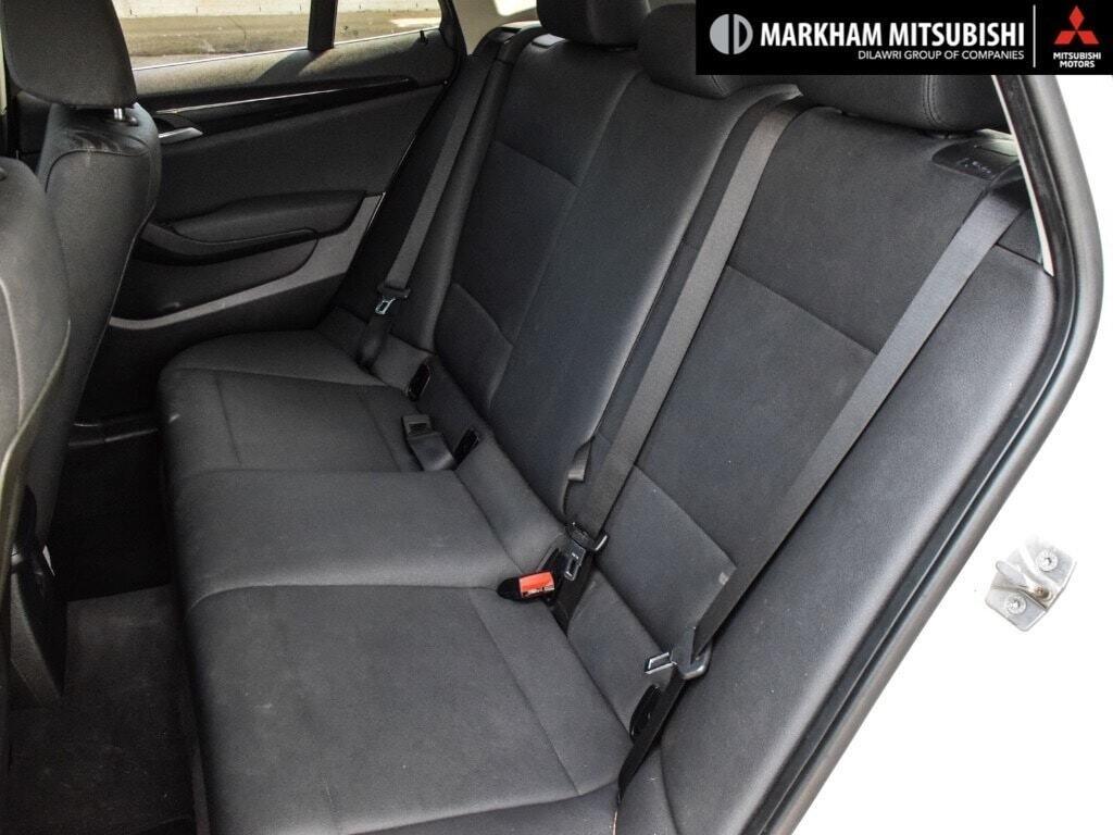 2012 BMW X1 XDrive28i in Markham, Ontario - 23 - w1024h768px