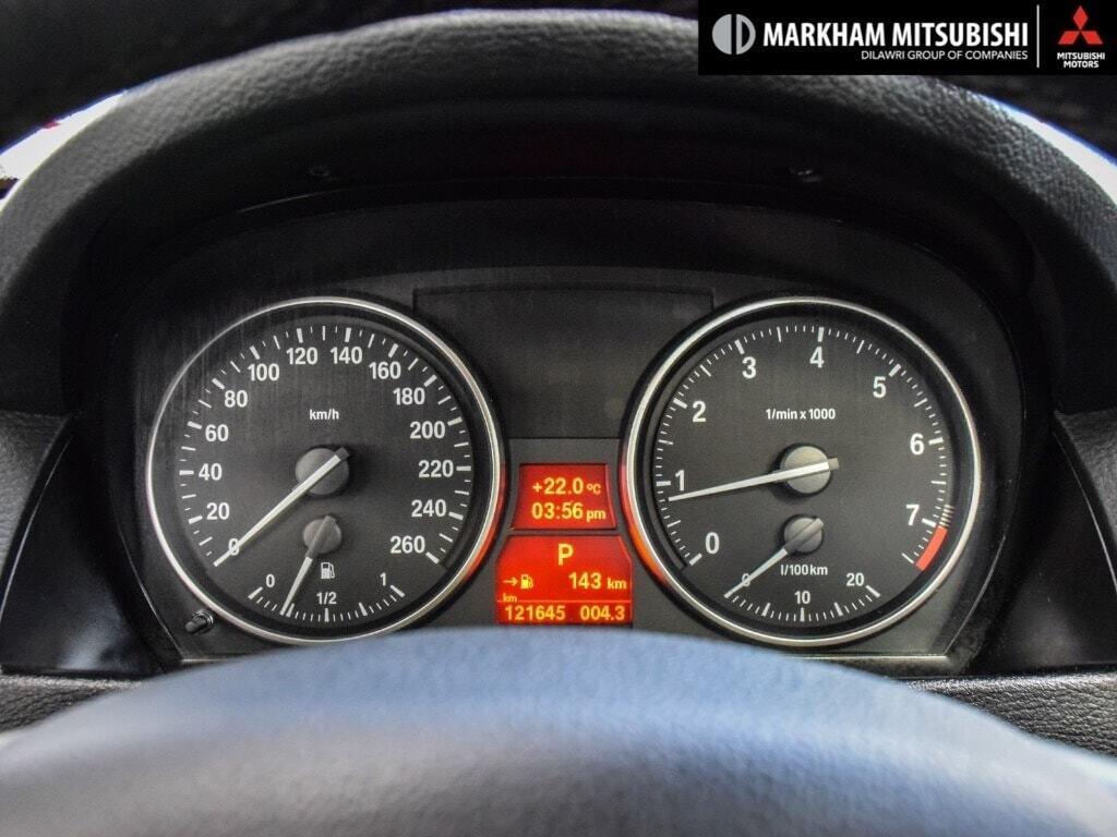 2012 BMW X1 XDrive28i in Markham, Ontario - 13 - w1024h768px