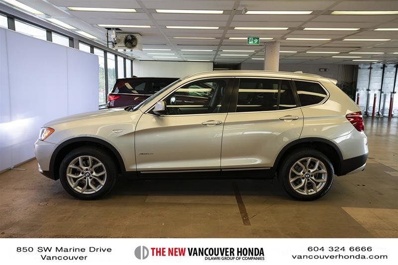 2011 BMW X3 XDrive28i in Vancouver, British Columbia - 8 - w1024h768px