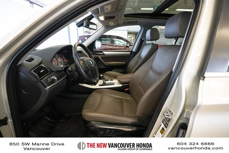 2011 BMW X3 XDrive28i in Vancouver, British Columbia - 10 - w1024h768px