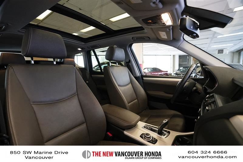2011 BMW X3 XDrive28i in Vancouver, British Columbia - 17 - w1024h768px