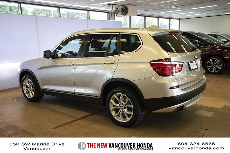 2011 BMW X3 XDrive28i in Vancouver, British Columbia - 7 - w1024h768px