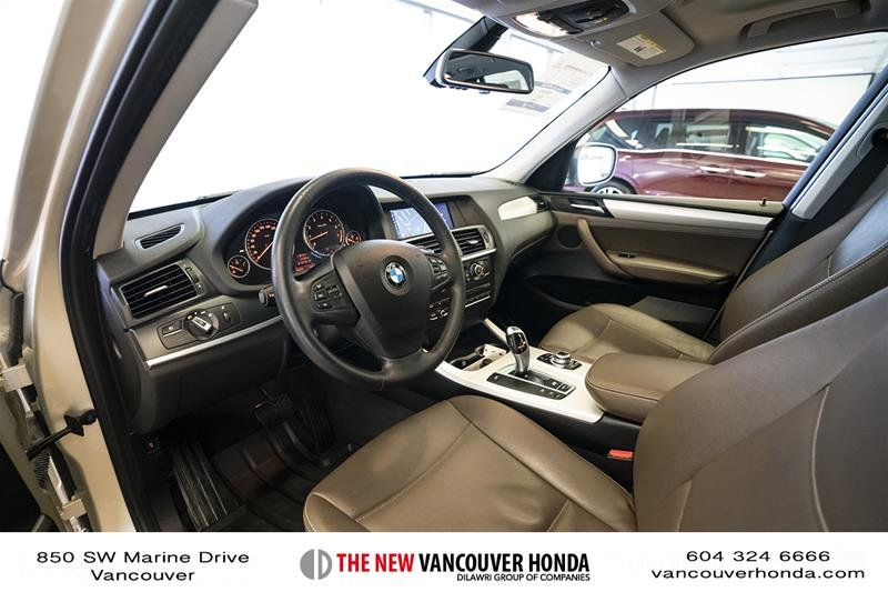 2011 BMW X3 XDrive28i in Vancouver, British Columbia - 11 - w1024h768px