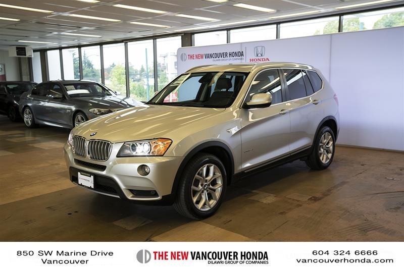 2011 BMW X3 XDrive28i in Vancouver, British Columbia - 1 - w1024h768px