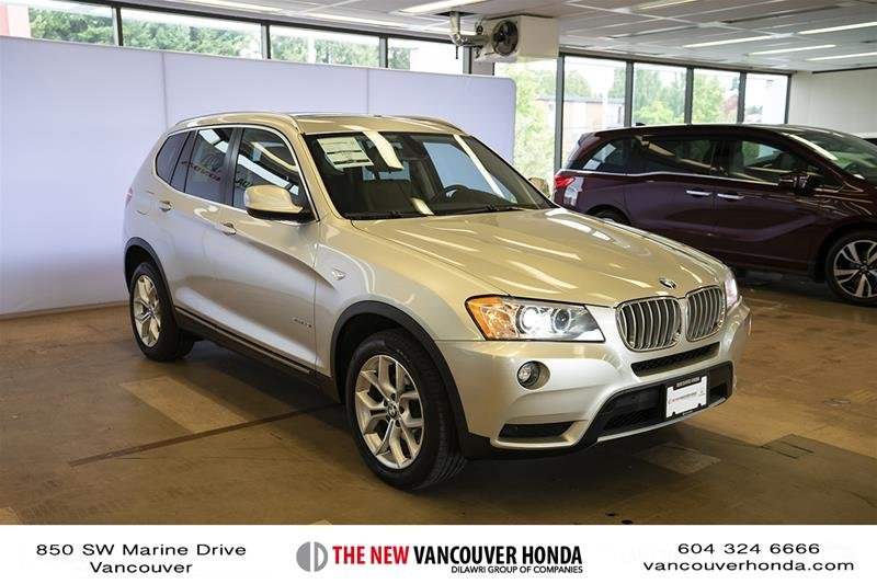 2011 BMW X3 XDrive28i in Vancouver, British Columbia - 3 - w1024h768px