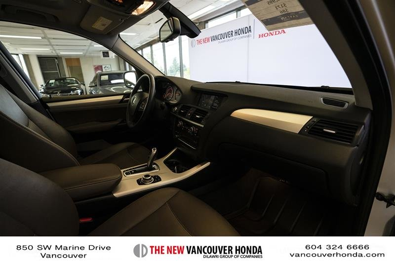 2011 BMW X3 XDrive28i in Vancouver, British Columbia - 15 - w1024h768px