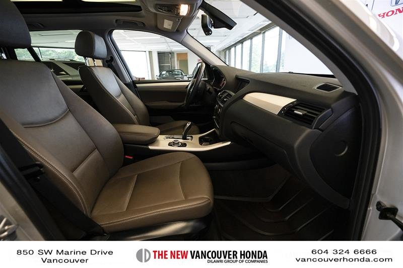 2011 BMW X3 XDrive28i in Vancouver, British Columbia - 16 - w1024h768px