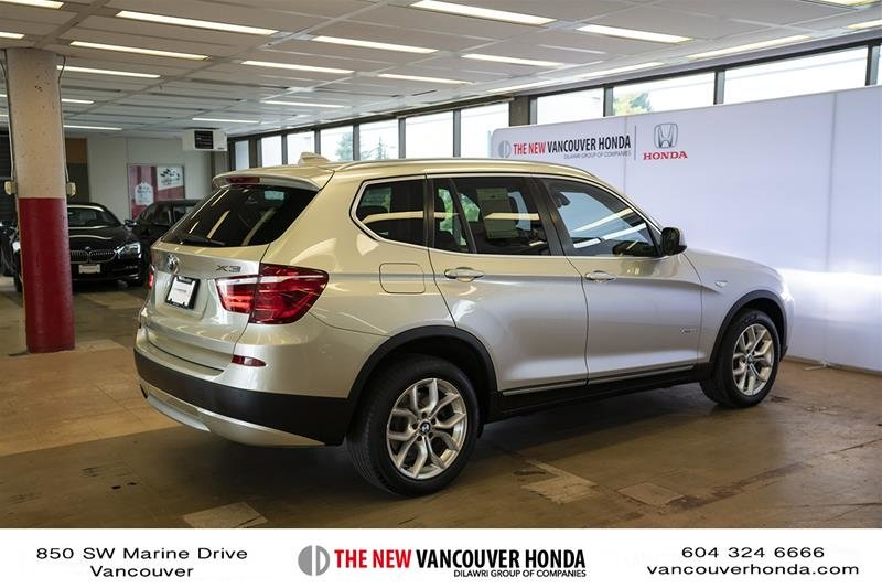 2011 BMW X3 XDrive28i in Vancouver, British Columbia - 5 - w1024h768px