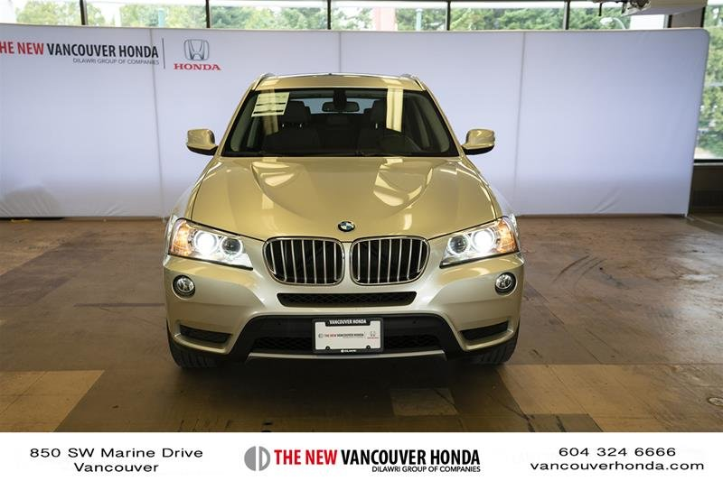 2011 BMW X3 XDrive28i in Vancouver, British Columbia - 2 - w1024h768px