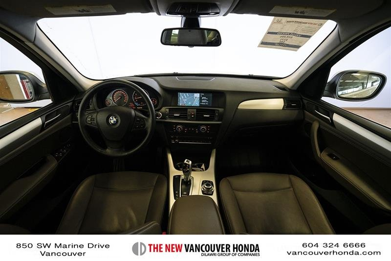 2011 BMW X3 XDrive28i in Vancouver, British Columbia - 13 - w1024h768px