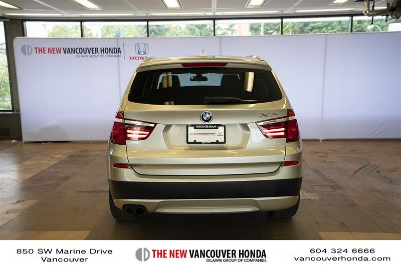 2011 BMW X3 XDrive28i in Vancouver, British Columbia - 6 - w1024h768px