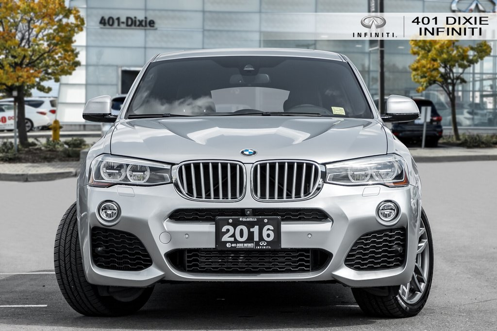 2016 BMW X4 XDrive35i in Mississauga, Ontario - 2 - w1024h768px