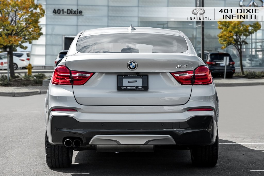 2016 BMW X4 XDrive35i in Mississauga, Ontario - 6 - w1024h768px