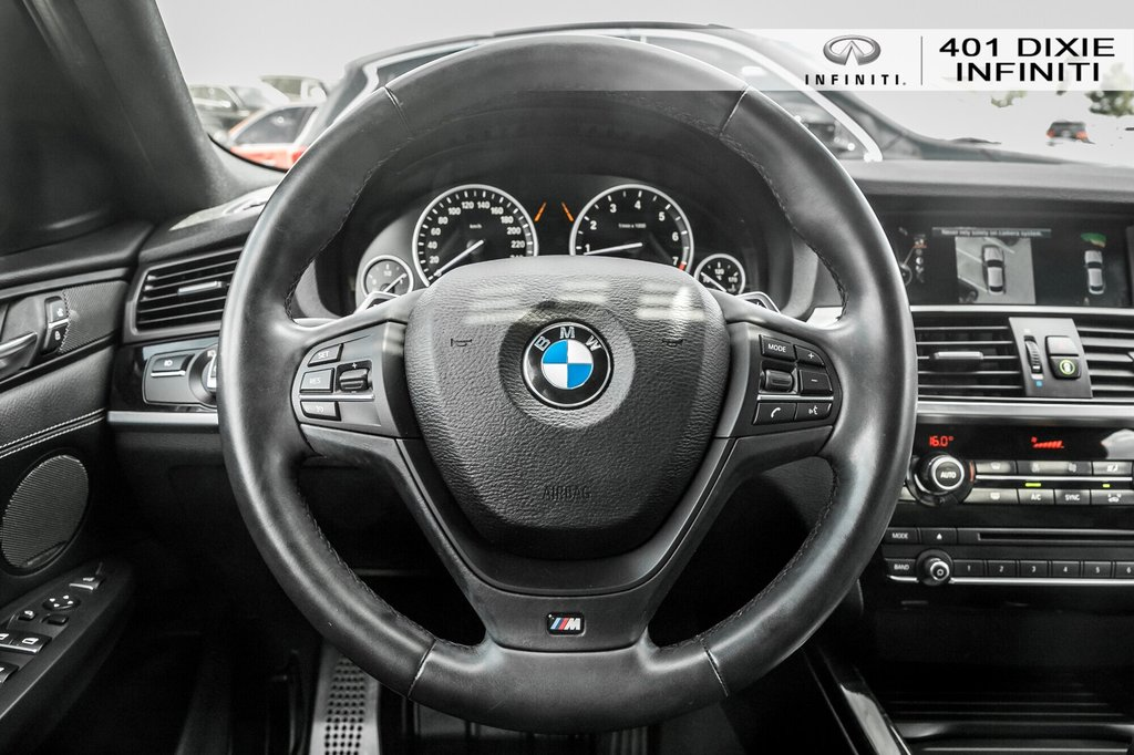 2016 BMW X4 XDrive35i in Mississauga, Ontario - 11 - w1024h768px