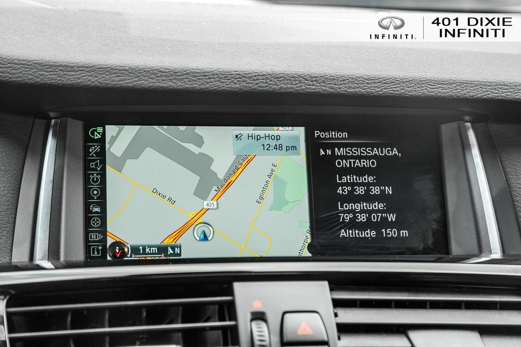 2016 BMW X4 XDrive35i in Mississauga, Ontario - 13 - w1024h768px