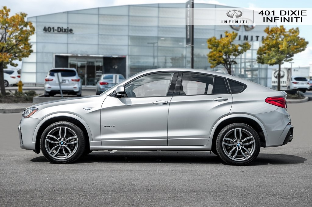 2016 BMW X4 XDrive35i in Mississauga, Ontario - 3 - w1024h768px