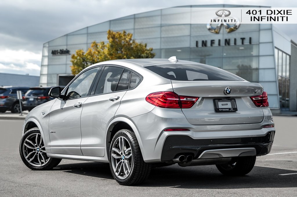 2016 BMW X4 XDrive35i in Mississauga, Ontario - 4 - w1024h768px