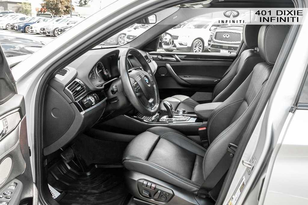 2016 BMW X4 XDrive35i in Mississauga, Ontario - 9 - w1024h768px