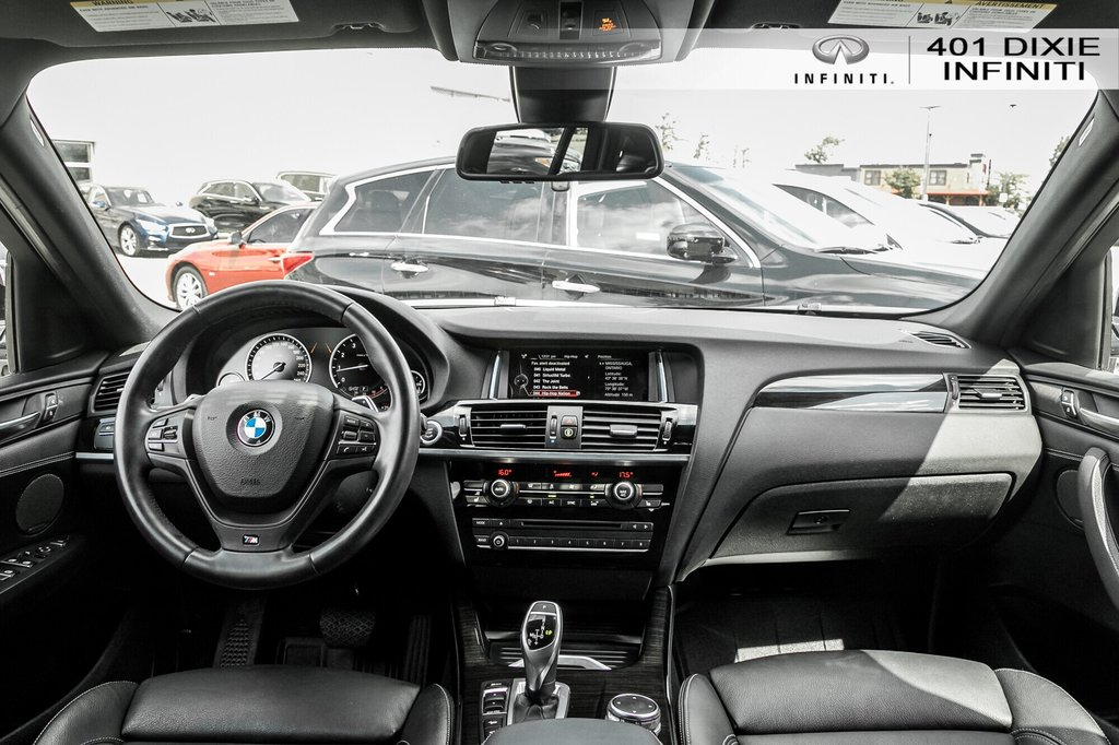 2016 BMW X4 XDrive35i in Mississauga, Ontario - 21 - w1024h768px