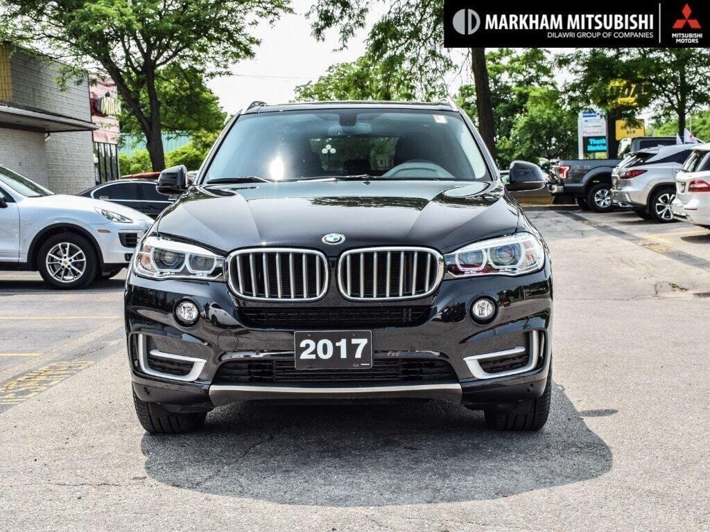 2017 BMW X5 XDrive35d in Markham, Ontario - 2 - w1024h768px