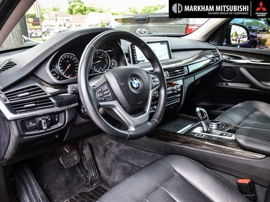 2017 BMW X5 XDrive35d in Markham, Ontario - 11 - w1024h768px