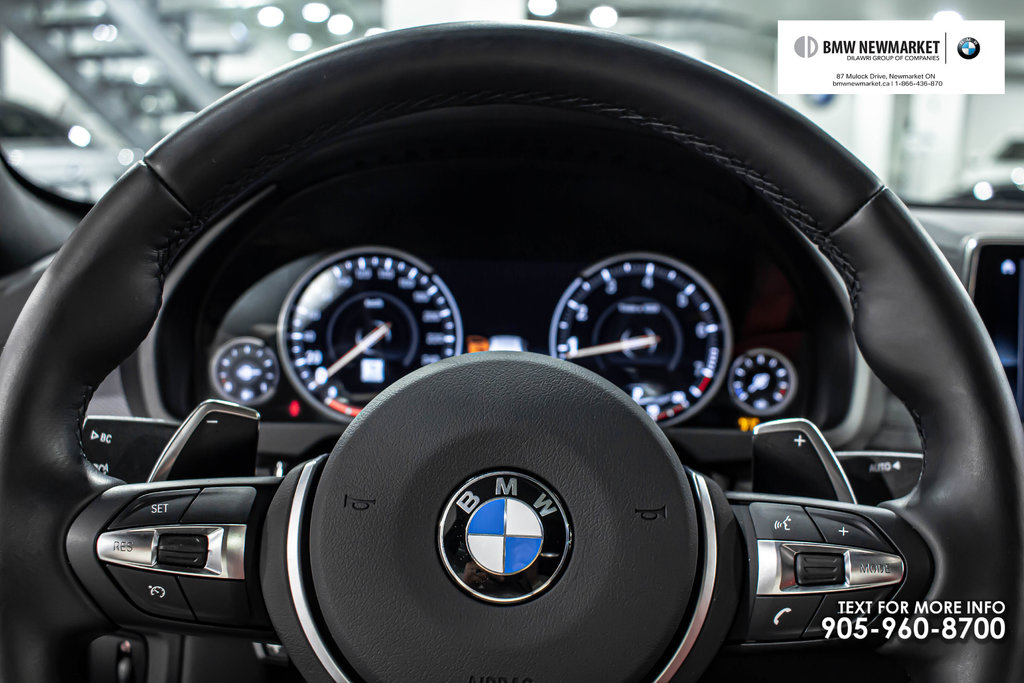 Newmarket Drive Test Centre >> BMW Newmarket | 2019 BMW X6 XDrive35i-ONE OWNER|NO ...