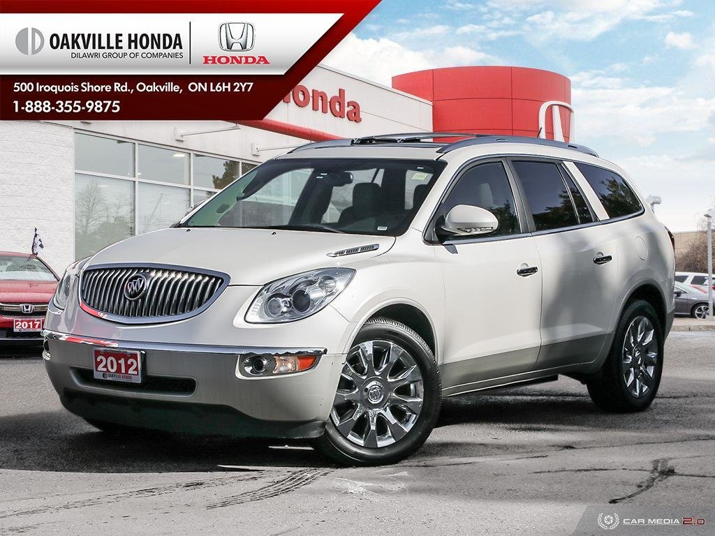 2012 Buick Enclave CXL AWD in Oakville, Ontario - 1 - w1024h768px