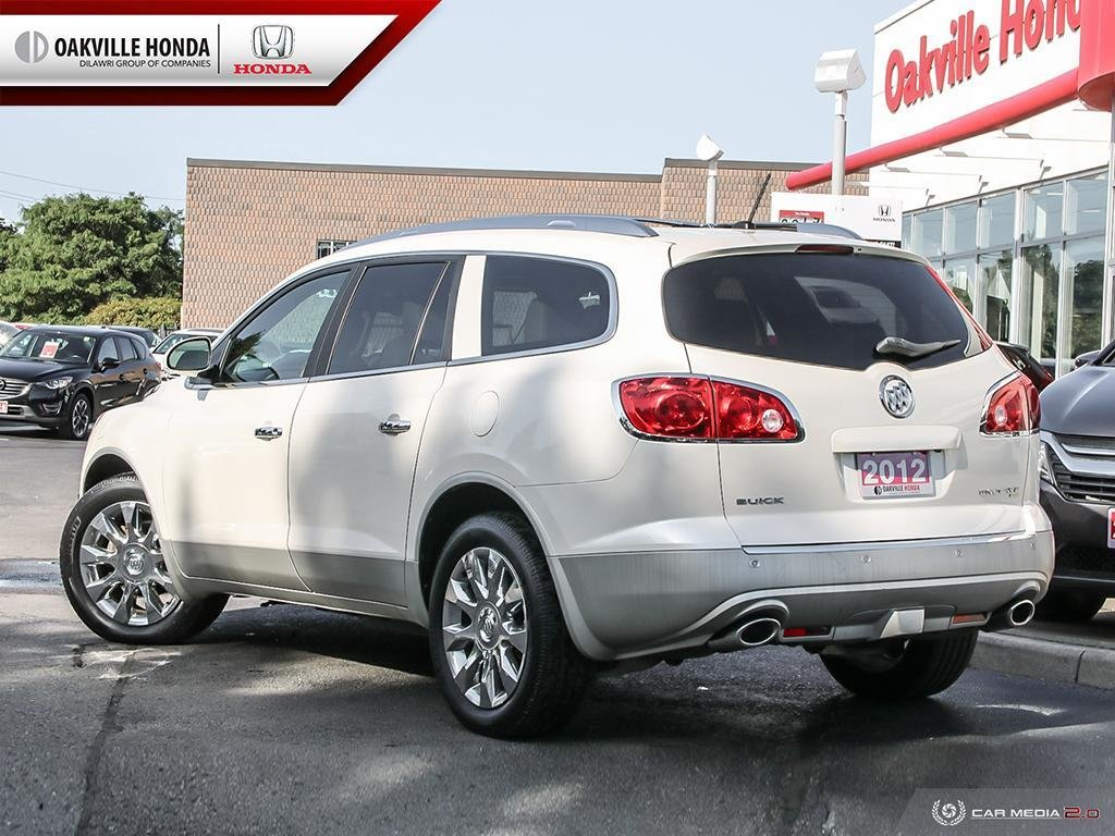 2012 Buick Enclave CXL AWD in Oakville, Ontario - 4 - w1024h768px