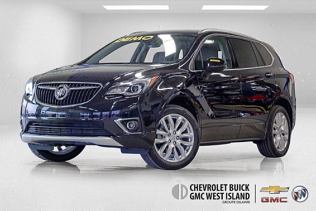 2019 Buick ENVISION Premium in Dollard-des-Ormeaux, Quebec - 1 - w1024h768px