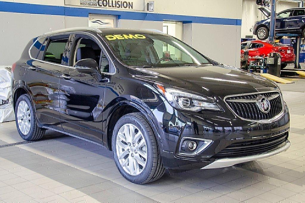 2019 Buick ENVISION Premium in Dollard-des-Ormeaux, Quebec - 3 - w1024h768px