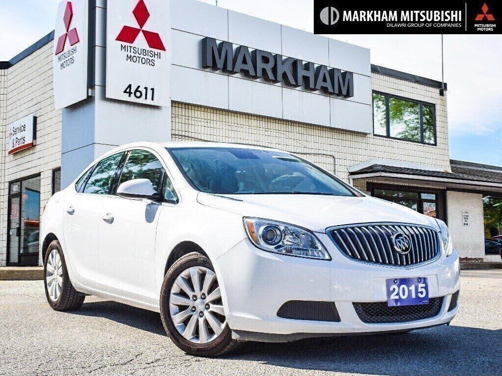 Markham Mitsubishi 2015 Buick Verano Sedan
