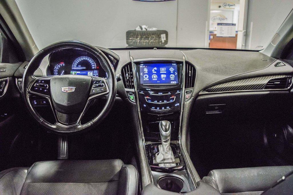 2017 Cadillac ATS 2.0L Turbo Luxury SPORT ** GPS ** CAMERA ** in Dollard-des-Ormeaux, Quebec - 25 - w1024h768px