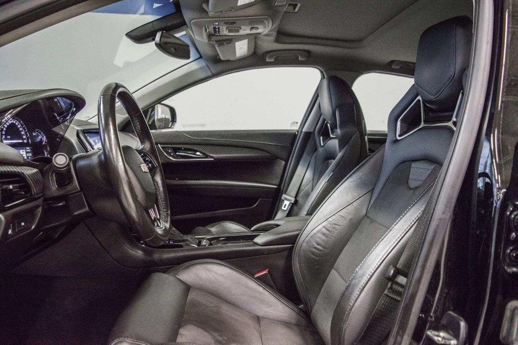 2017 Cadillac ATS 2.0L Turbo Luxury SPORT ** GPS ** CAMERA ** in Dollard-des-Ormeaux, Quebec - 27 - w1024h768px